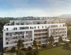 Achat / Vente immobilier neuf Ambilly à deux pas du futur CEVA (74100) - Réf. 660