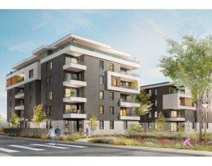 Achat / Vente immobilier neuf Ambilly, à quelques pas de la Douane de Mon Idée (74100) - Réf. 661