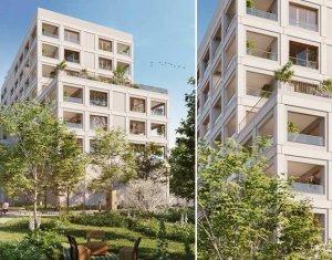 Achat / Vente immobilier neuf Ambilly écoquartier de l'Etoile (74100) - Réf. 6215