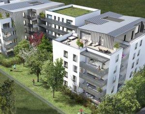 Achat / Vente immobilier neuf Ambilly proche commerces et frontières (74100) - Réf. 519