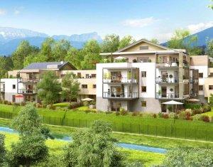 Achat / Vente immobilier neuf Annecy-le-Vieux coeur de ville (74940) - Réf. 685