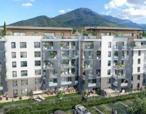 Achat / Vente immobilier neuf Annecy-le-Vieux en plein centre-ville (74940) - Réf. 4391