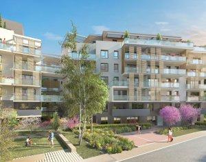 Achat / Vente immobilier neuf Annecy-le-Vieux proche des commerces (74940) - Réf. 271
