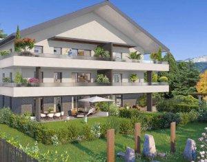 Achat / Vente immobilier neuf Annecy-le-Vieux proche écoles et commodités (74940) - Réf. 3960