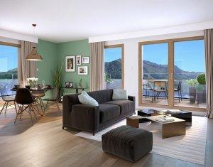 Achat / Vente immobilier neuf Annecy quartier Parmelan (74000) - Réf. 2028