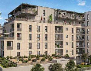 Achat / Vente immobilier neuf Annemasse à 200m du CEVA (74100) - Réf. 5711