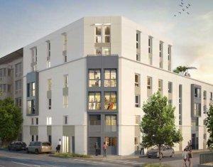 Achat / Vente immobilier neuf Annemasse à deux pas du centre-ville (74100) - Réf. 3596