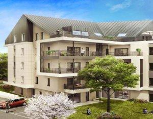 Achat / Vente immobilier neuf Annemasse centre-ville (74100) - Réf. 2901