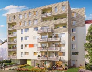 Achat / Vente immobilier neuf Annemasse coeur centre ville (74100) - Réf. 2763