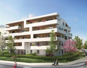 Achat / Vente immobilier neuf Annemasse proche Ecole Jean Mermoz (74100) - Réf. 2816