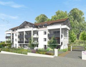 Achat / Vente immobilier neuf Annemasse proche Place de l'Etoile (74100) - Réf. 2131