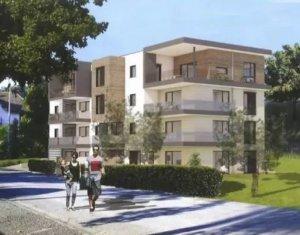 Achat / Vente immobilier neuf Annemasse quartier très calme, vue dégagée proche centre et commodités (74100) - Réf. 1133
