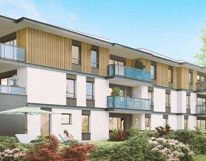 Achat / Vente immobilier neuf Anthy-sur-Léman proche lac Léman (74200) - Réf. 2814