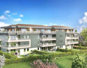 Achat / Vente immobilier neuf Argonay proche Annecy (74370) - Réf. 917