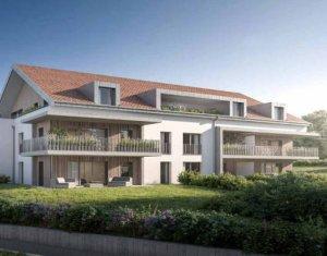Achat / Vente immobilier neuf Au cœur d'Annecy-le-Vieux (74940) - Réf. 4965