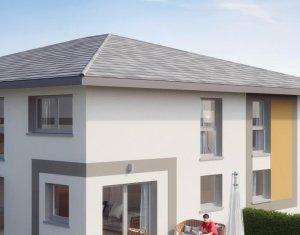 Achat / Vente immobilier neuf Au cœur du Village de Lovagny, à 12mn d'Annecy (74330) - Réf. 1400
