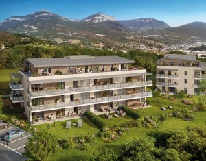 Achat / Vente immobilier neuf Bassens proche Chambéry (73000) - Réf. 2524