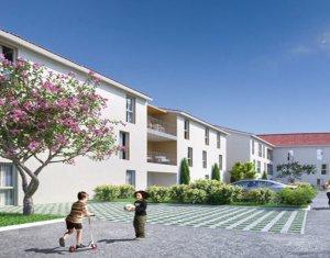 Achat / Vente immobilier neuf Béligneux à 200m de la gare de la Valbonne (01360) - Réf. 5522