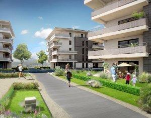 Achat / Vente immobilier neuf Bonneville au bord des quais d'Arve (74130) - Réf. 2218