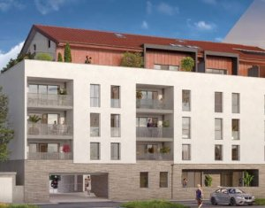 Achat / Vente immobilier neuf Bonneville cœur centre-ville (74130) - Réf. 2989