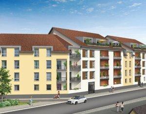 Achat / Vente immobilier neuf Bonneville plein centre proche préfecture (74130) - Réf. 5177