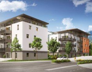 Achat / Vente immobilier neuf Bonneville proche stade Pierre Briffod (74130) - Réf. 2135