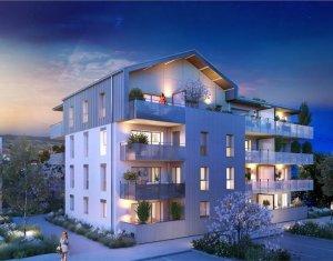 Achat / Vente immobilier neuf Bons Chablais proche de Genève (74890) - Réf. 5833
