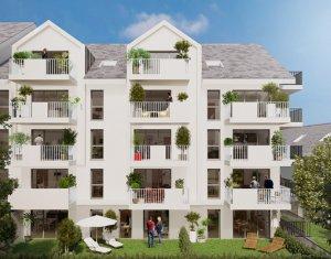 Achat / Vente immobilier neuf Bons-en-Chablais à 600 mètres du centre-ville (74890) - Réf. 3530