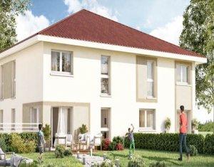 Achat / Vente immobilier neuf Bons-en-Chablais centre-ville (74890) - Réf. 2962