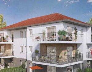 Achat / Vente immobilier neuf Bons-en-Chablais proche gare (74890) - Réf. 2917