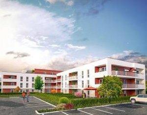 Achat / Vente immobilier neuf Bourg-en-Bresse quartier de Pennessuy (01000) - Réf. 2194