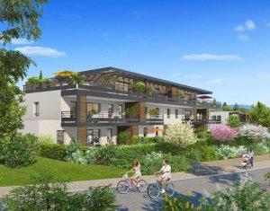 Achat / Vente immobilier neuf Brison-Saint-Innocent dans un écrin de verdure (73100) - Réf. 2221