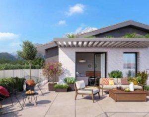 Achat / Vente immobilier neuf Cessy au coeur d'un parc paysager (01170) - Réf. 5703