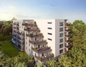 Achat / Vente immobilier neuf Chambéry proche cœur de ville (73000) - Réf. 3444