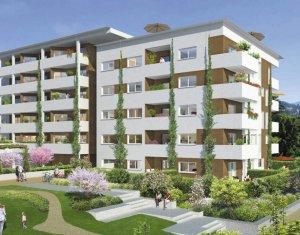 Achat / Vente immobilier neuf Chambéry proche parc d'activité Côtes-Rousse (73000) - Réf. 1074