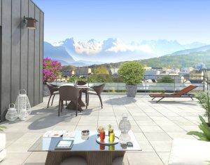 Achat / Vente immobilier neuf Chambéry quartier les monts (73000) - Réf. 58