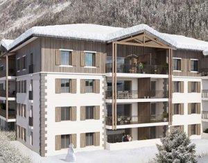 Achat / Vente immobilier neuf Chamonix Mont-Blanc proche centre-ville (74400) - Réf. 4976