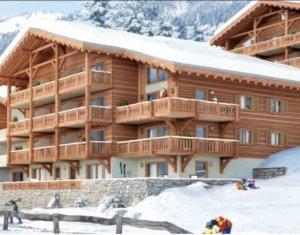 Achat / Vente immobilier neuf Châtel coeur de village (74390) - Réf. 3658
