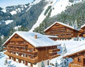 Achat / Vente immobilier neuf Châtel pied des pistes (74390) - Réf. 1569