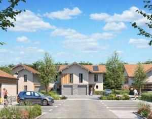 Achat / Vente immobilier neuf Chens-sur-Léman à 4min à pied du centre-bourg (74140) - Réf. 5709