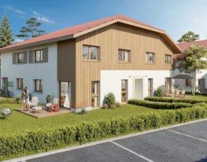 Achat / Vente immobilier neuf Clefs à 7 minutes de Thônes (74230) - Réf. 5414