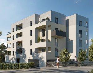 Achat / Vente immobilier neuf Cluses au cœur de la vallée de l'Arve (74300) - Réf. 6164