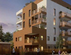 Achat / Vente immobilier neuf Cluses proche centre (74300) - Réf. 3312