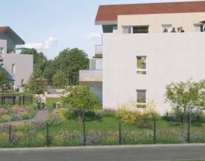 Achat / Vente immobilier neuf Cluses proche commerces (74300) - Réf. 5091