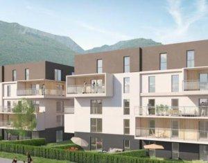 Achat / Vente immobilier neuf Cluses proche du centre-ville (74300) - Réf. 2837