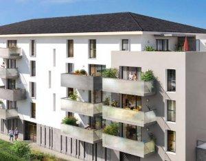 Achat / Vente immobilier neuf Cluses proche parc des Esserts (74300) - Réf. 4229