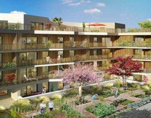 Achat / Vente immobilier neuf Cognin proche centre Chambéry (73160) - Réf. 2655