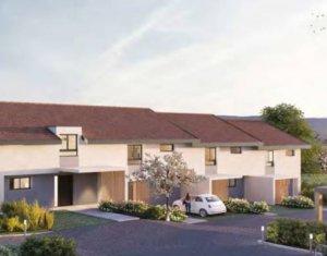 Achat / Vente immobilier neuf Collonges-sous-Salève proche centre (74160) - Réf. 3694