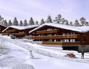Achat / Vente immobilier neuf Combloux à deux pas de la navette (74920) - Réf. 4015