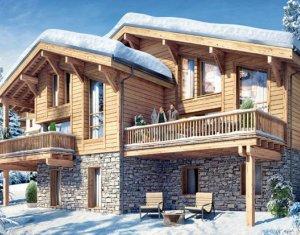Achat / Vente immobilier neuf Combloux avec vue sur le Mont-Blanc (74920) - Réf. 1070